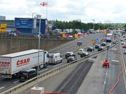 Relief for motorists as M5 roadworks nearing end after two years