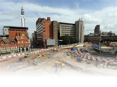 Nigel Hastilow: Birmingham the building site is nothing to be proud of