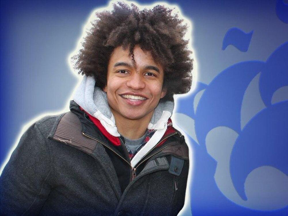 Blue Peter presenter Radzi to leave the long-running children's programme