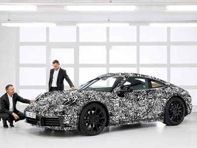 Porsche shares juicy details as it teases next-generation 911 sports car
