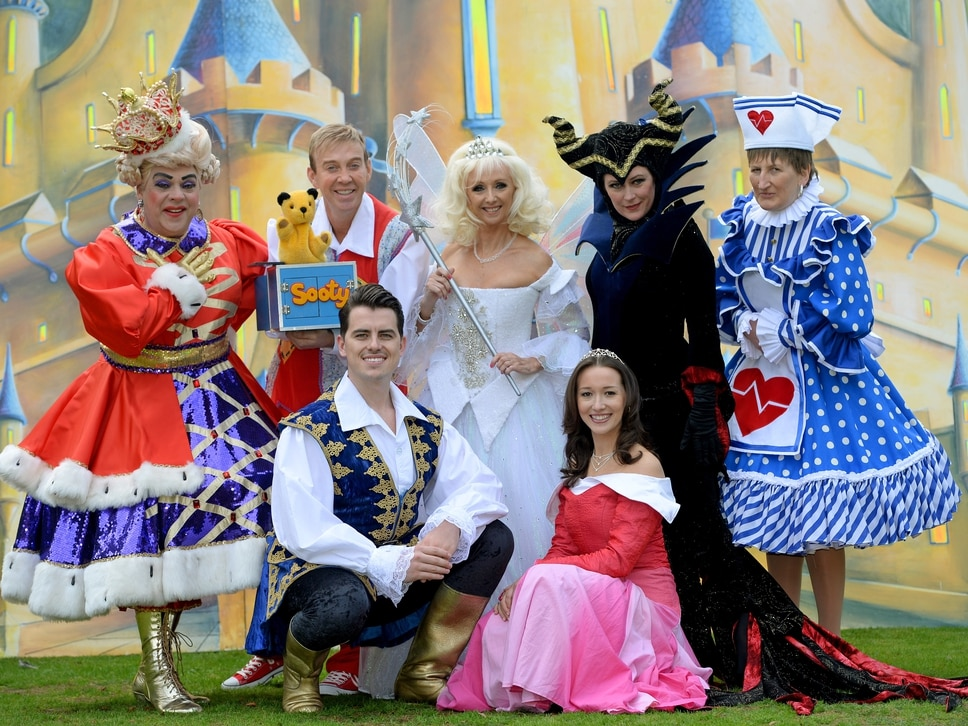 Stars flock for Wolverhampton Grand panto launch - with pictures and video
