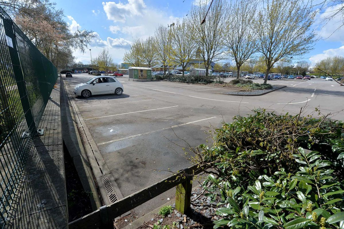 The newborn baby was found dead in the car park of Morrisons in Bilston