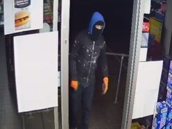 Appeal after armed robbery at Stourport store