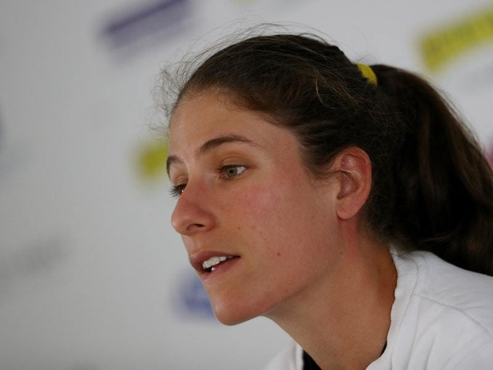 Johanna Konta keen to keep up fine form at Nature Valley Classic