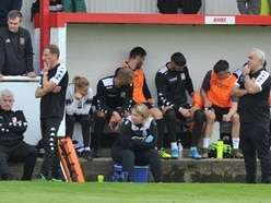 Stafford Rangers fight for future amid extinction fear