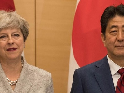 UK and Japan vow to keep up pressure over North Korea's 'destabilising activity'