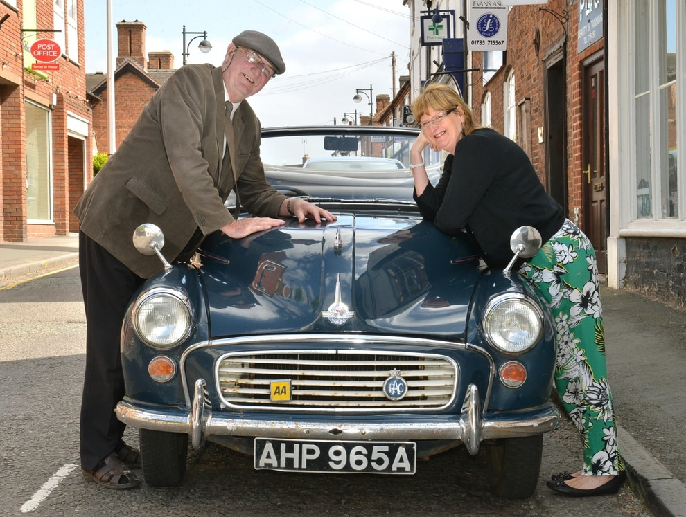 Classic Car Show Set To Raise Money In Staffordshire Express Star - Market street car show