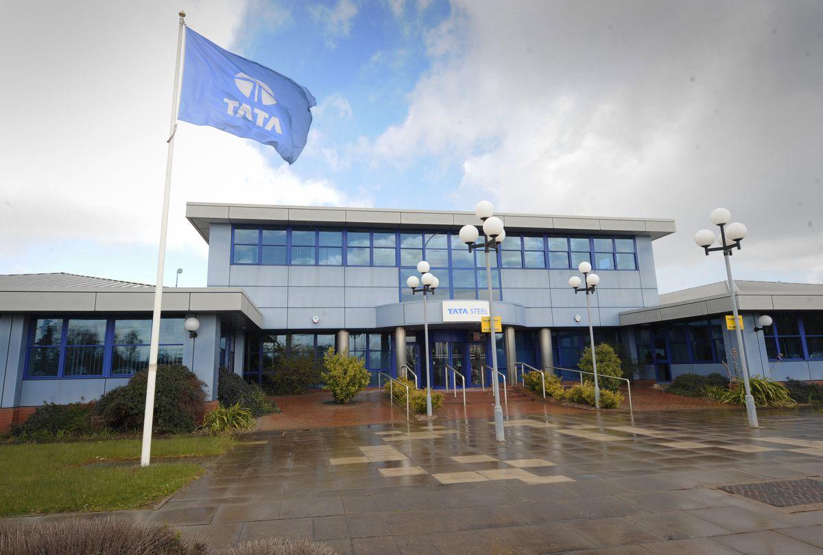 Tata Steel's base at Wednesfield Steelpark