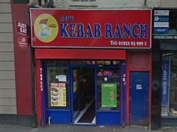 Jailed: Knifeman tried to force entry into Walsall kebab shop