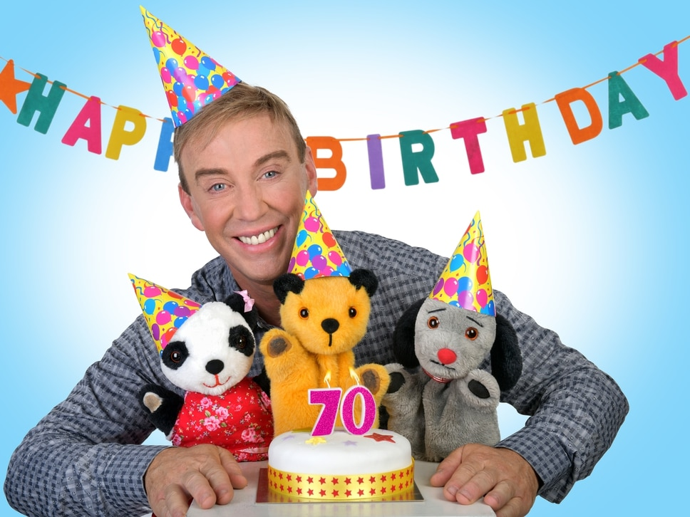 Happy Birthday Sooty! Beloved puppet celebrates 70 years