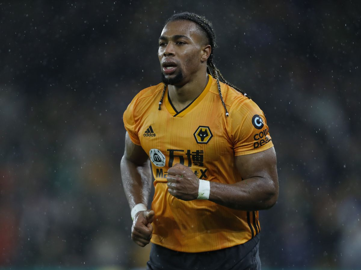 By The Numbers Stats Back Up Adama Traore S Superb Wolves Season Express Star