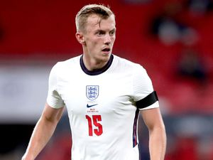 File photo dated 08-10-2020 of England's James Ward-Prowse. Issue date: Tuesday May 25, 2021. PA Photo. See PA story SOCCER England. Photo credit should read Nick Potts/PA Wire.