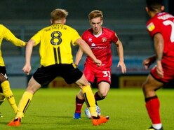 On-loan Connor Ronan happy to adapt for Walsall