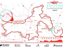 All change for next year's Velo cycling event