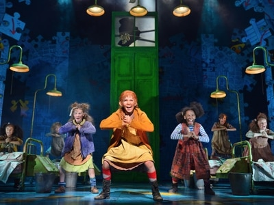 Annie coming to Wolverhampton Grand