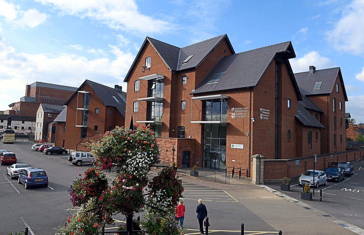University Centre Shrewsbury admits it would be hard to ban essay mills