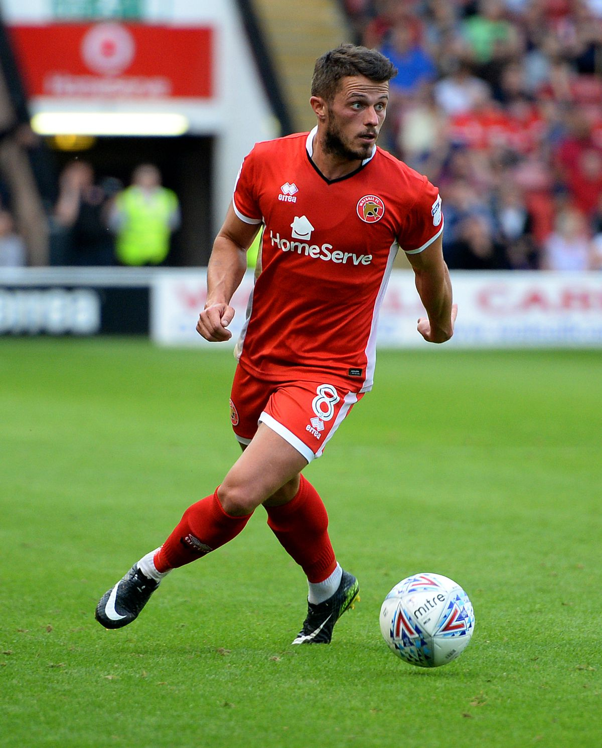 Cuvelier believes that Walsall's players have been boosted by Keates' arrival