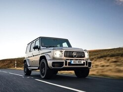 UK Drive: Mercedes-AMG's G63 combines old-school looks with new-school tech