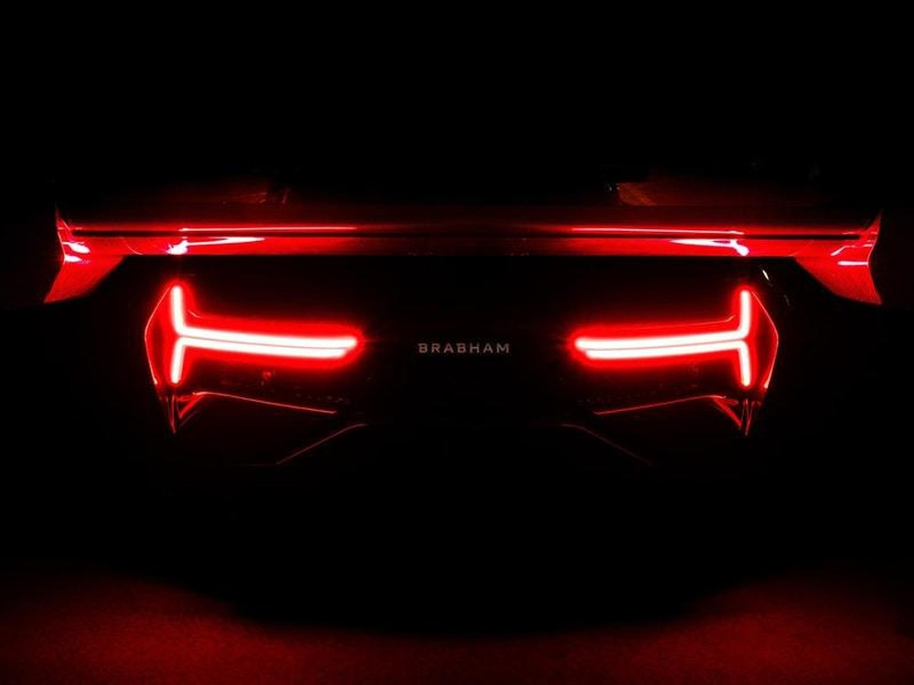 Brabham Automotive reveals details and image of upcoming BT62 supercar