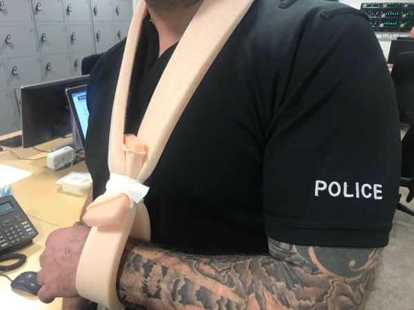 Officer attacked in Bloxwich