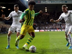 Leeds United 1 West Brom 0 - Match highlights