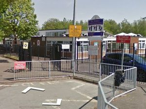 St Teresa's Catholic Primary Academy in Malins Road, Parkfields, Wolverhampton. Photo: Google