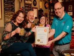 Wolverhampton pub wins award for fifth year