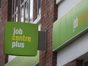 A job centre (Philip Toscano/PA)