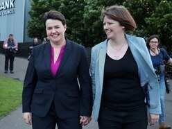 Pregnant Ruth Davidson: I can't keep the smile off my face