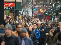 Christmas spending 'set to fall for the first time since 2012'