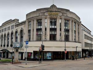 Beatties in Wolverhampton city centre which could be turned into apartments