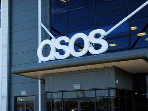 An ASOS sign
