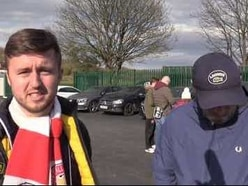 'If Pep Guardiola came to us tomorrow, he couldn't keep us up' Walsall fans lose hope after Accrington defeat - WATCH