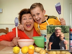 Gordon Ramsay helps young Frazier solve kitchen nightmare