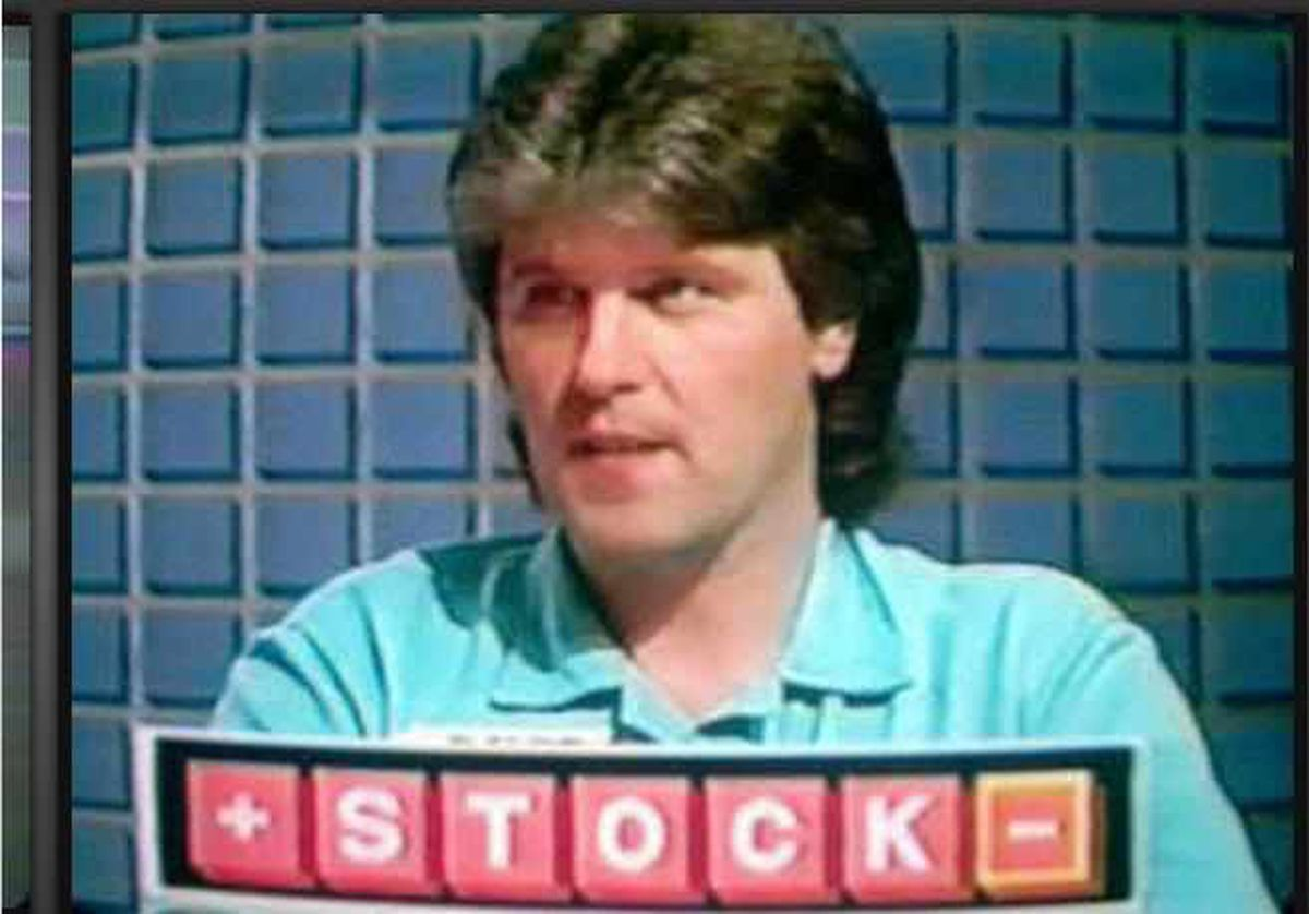 David on Chain Letters in 1987