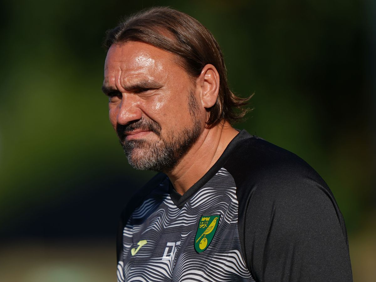 """Daniel Farke insists he is not """"addicted"""" to positions in league table"""