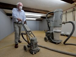 Bridgnorth antiques centre gets a diamond polish during lockdown