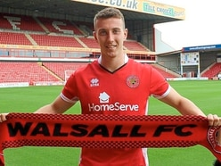 Walsall's Shaun Donnellan slots in - thanks to Google