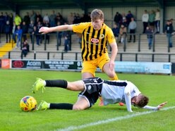 Hednesford Town 0 Boston United 1 - Report and pictures