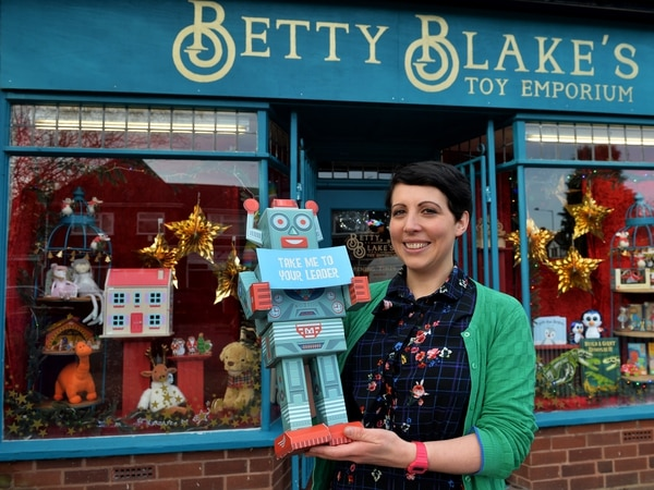 A world of pure imagination: What it's like to run a traditional toy shop
