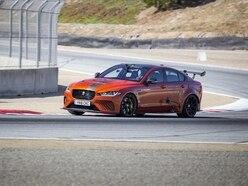 Jaguar XE SV Project 8 sets new record at Laguna Seca Raceway