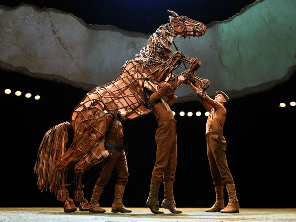 War Horse, Birmingham Hippodrome - review with pictures
