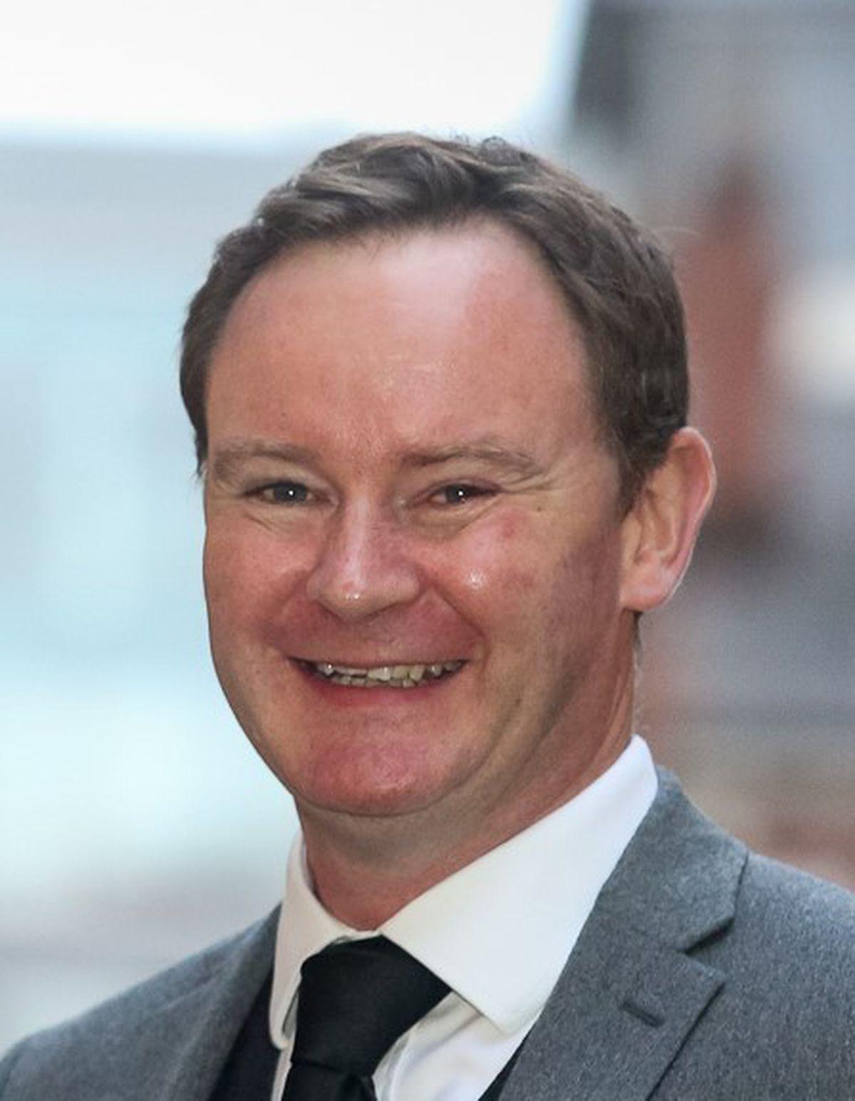 Ray O'Sullivan, director at mac-group