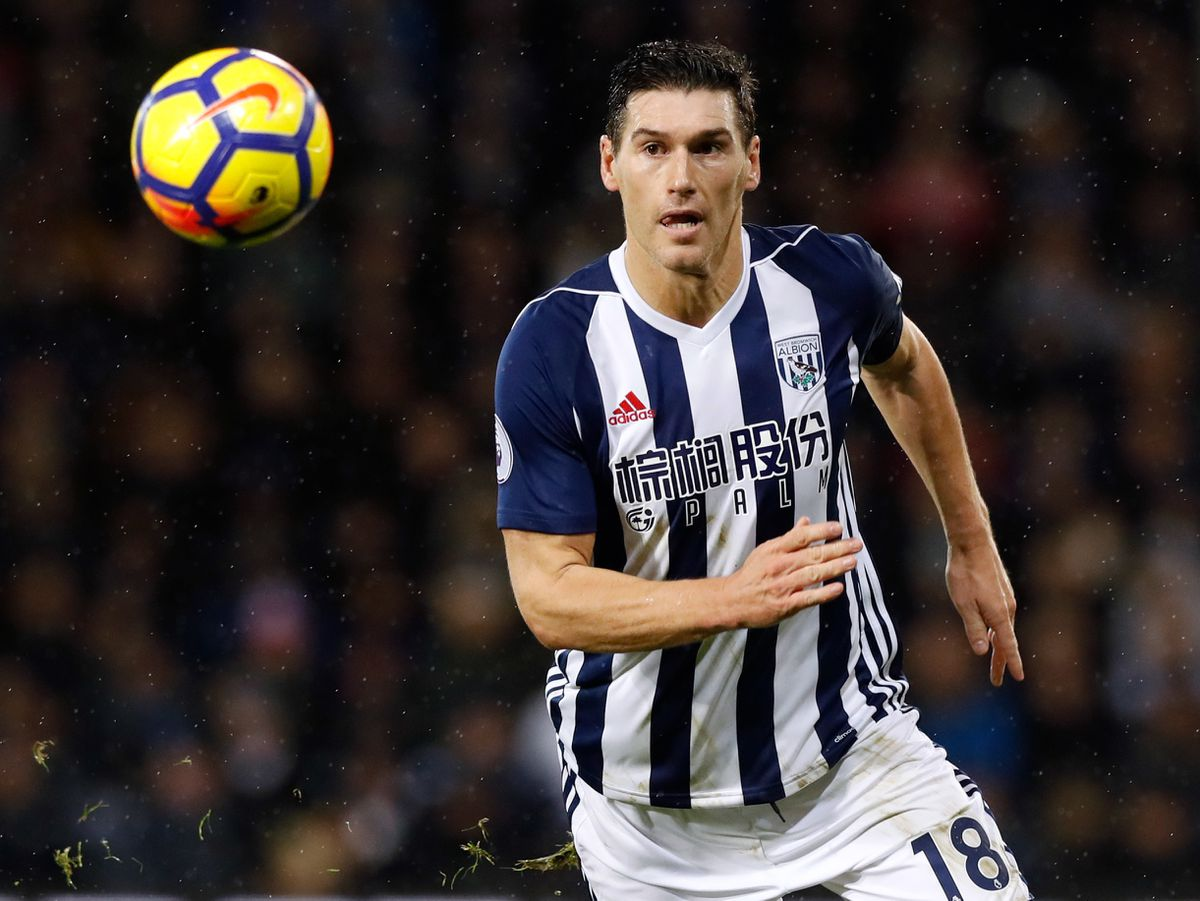 File photo dated 31-12-2017 of West Bromwich Albion's Gareth Barry. PA Photo. Issue date: Thursday August 27, 2020. Former Aston Villa, Manchester City and Everton midfielder Gareth Barry has retired from football.. See PA story SOCCER Barry. Photo credit should read Martin Rickett/PA Wire.