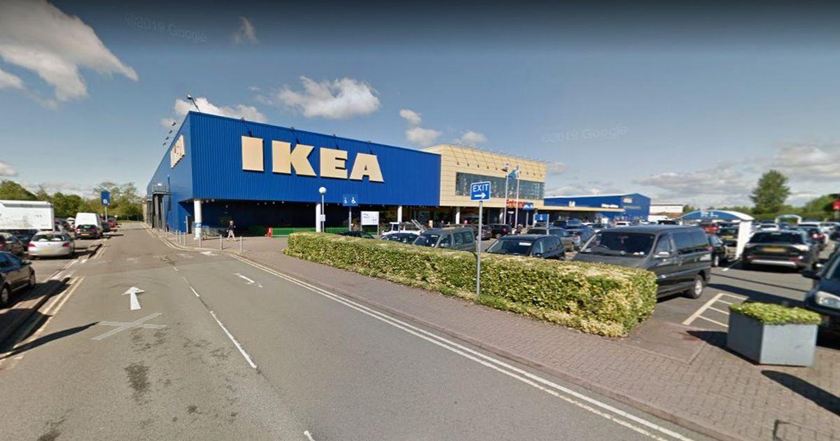 The Ikea store in Wednesbury. Photo: Google