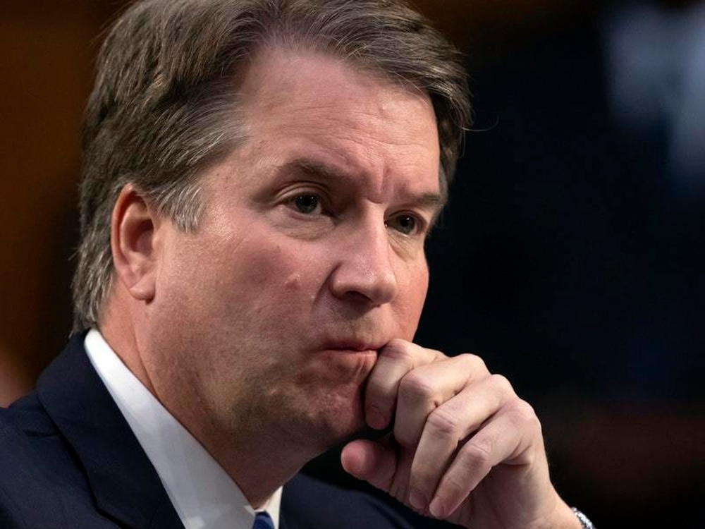 'Trying to attack me': Kavanaugh accuser reveals details of alleged sexual misconduct