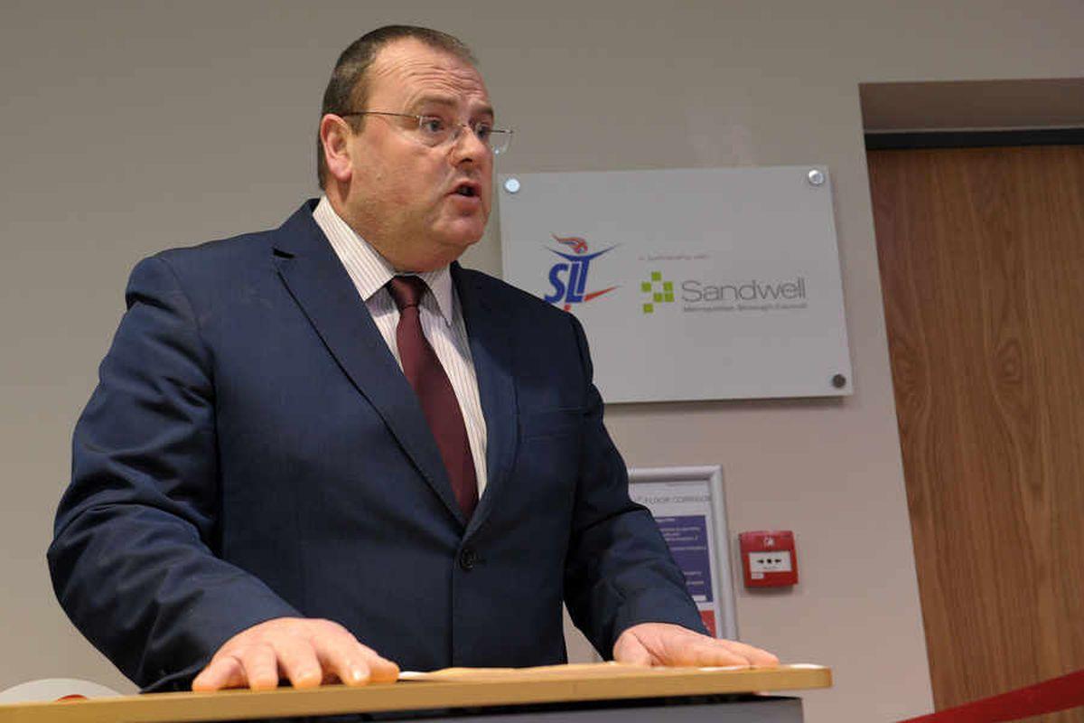 Councillor Darren Cooper