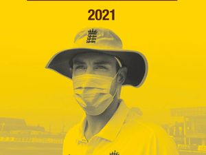 Stuart Broad: The time I made cover of Wisden and nobody could tell it was me…