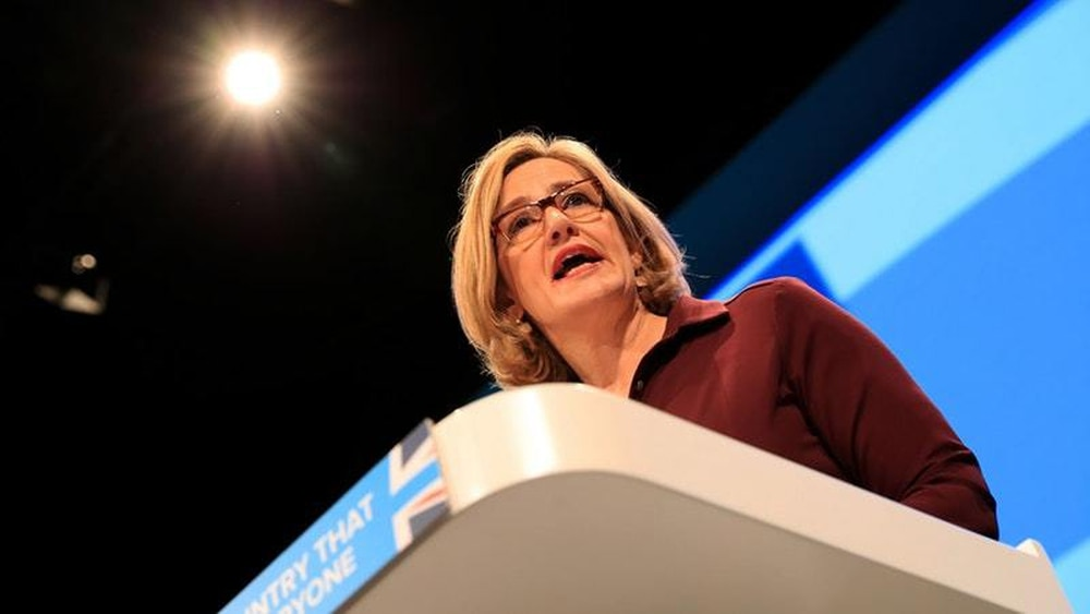 Home Sec Amber Rudd: 'Yeah, I don't understand encryption. So what?'