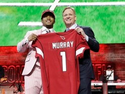 NFL draft: Kyler Murray snapped up by Cardinals in first pick